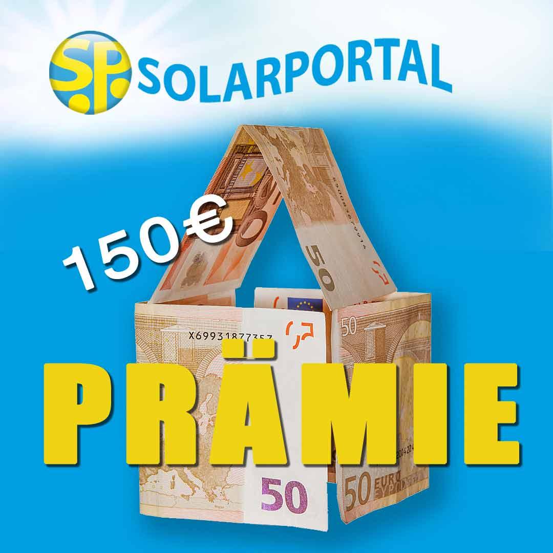 150-Euro-Praemie